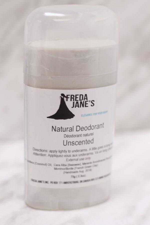 Natural Deodrant
